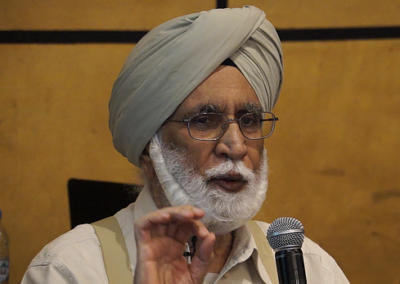 Dr Davinder Singh Chahal Speaking on Nankian Philosophy at the Dubai AGM March 2018