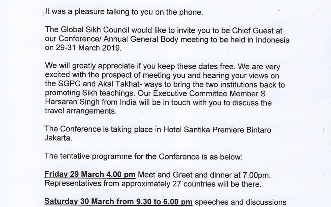 Press Release 13 January